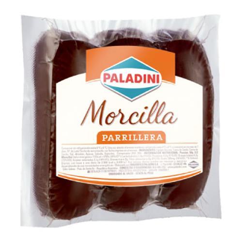 Foto MORCILLA PARRILLERA X 3 UN PALADINI E/V de