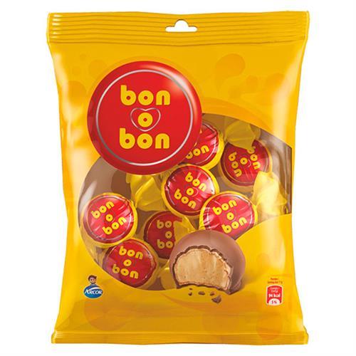Foto BOMBONES DE CHOC/ LECHE 105GR BON O BON BLIS  de