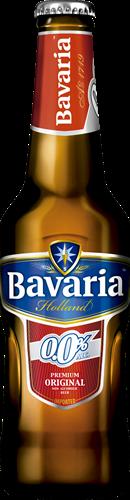 Foto CERVEZA 330ML SIN ALCOHOL BAVARIA BOT de