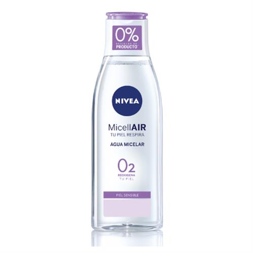 Foto LOCION MICELAR FACIAL SENSITIVE 3/1 200ML NIVEA FRA de