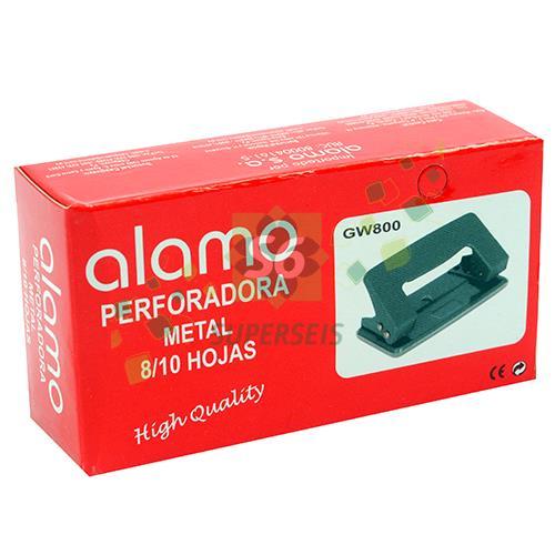 Foto Perforadora  2 AGUJEROS 8.10 HOJAS ALAMO  de