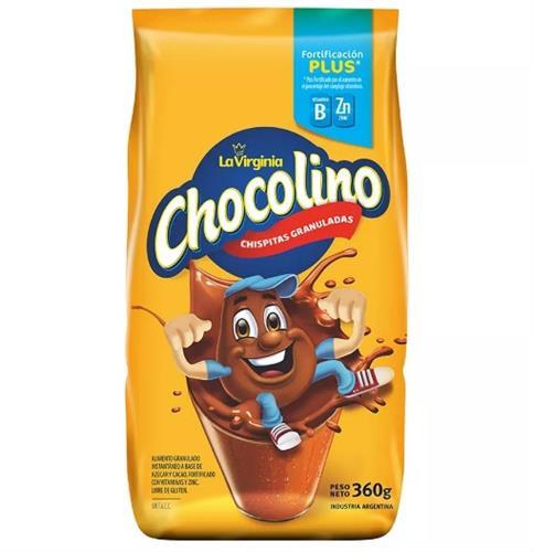Foto CHOCOLATE EN POLVO 360GR CHOCOLINO BSA de