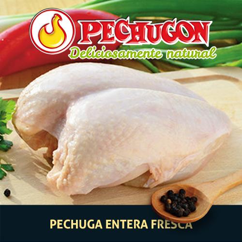 PECHUGA FRESCA CON HUESO PECHUGON KILO