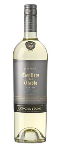Foto VINO BLANCO DEVILS CASILLERO DEL DIABLO 750ML CONCHA Y TORO BOT de