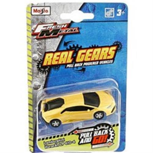 Foto AUTO FRESH METAL AUTO 3 REAL GEARS MAISTO BLIS de