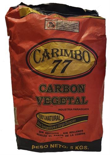 Foto CARBON VEGETAL CARIMBO 5KL de