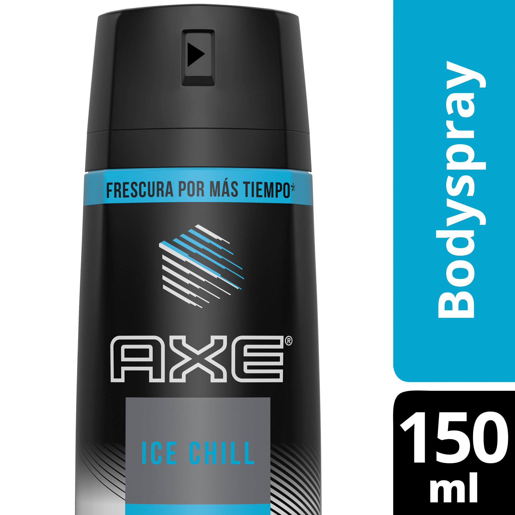 DESODORANTE BODYSPRAY ICE CHILL FRIO 150ML AXE