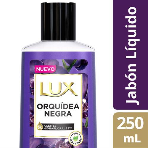 Foto JABON LIQUIDO CORPORAL ORQUIDEA NEGRA 250ML LUX FRAS de