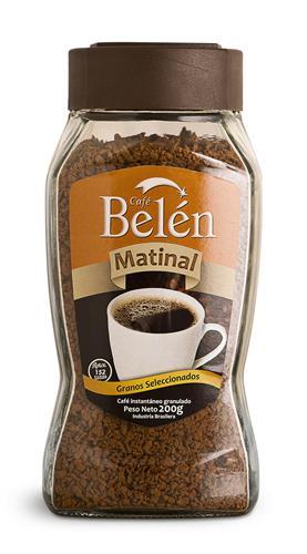 Foto CAFE BELEN INSTANTANEO MATINAL 200 GR de