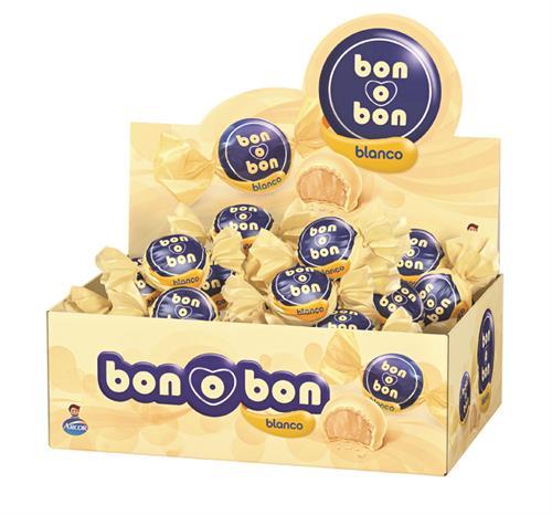 Foto BOMBONES BLANCO 450GR BON O BON CJA  de