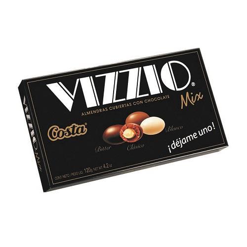 Foto CHOCOLATE VIZZIO MIX 120GR COSTA CAJA  de