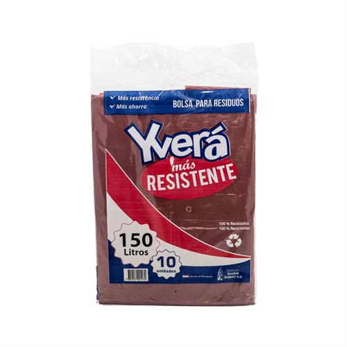 Foto BOLSA PARA RESIDUOS RESISTENTE 150L YVERA BSA de