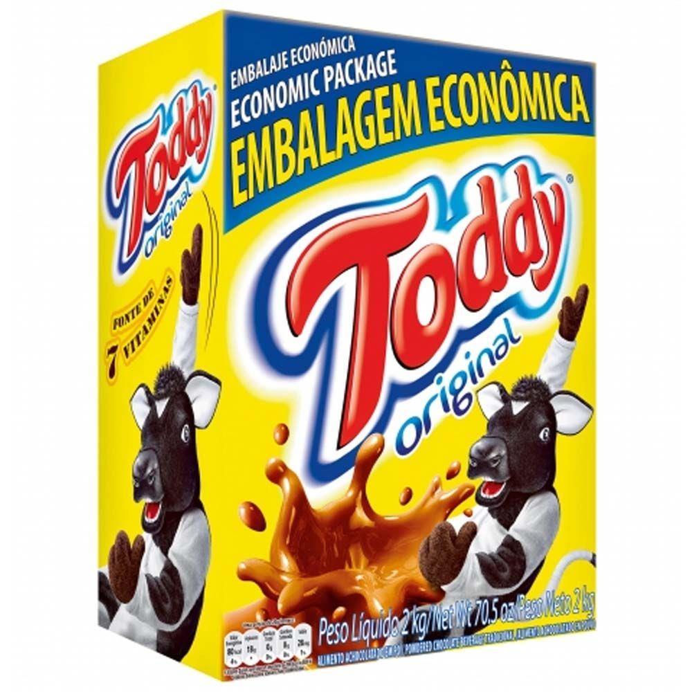 CHOCOLATE EN POLVO TODDY CAJA 2