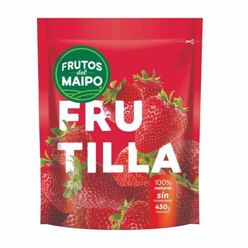 Foto FRUTILLAS 450GRA FRUTOS DEL MAIPO PAQUETE  de