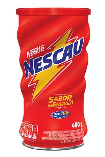 POLVO CHOCOLATADO NESCAU 400 GR