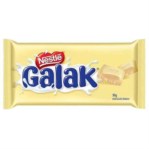 Foto CHOCOLATE GALAK 90GR NESTLE PLAST de