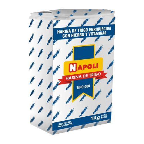 Foto HARINA DE TRIGO TIPO 000 NAPOLI 1Kg de