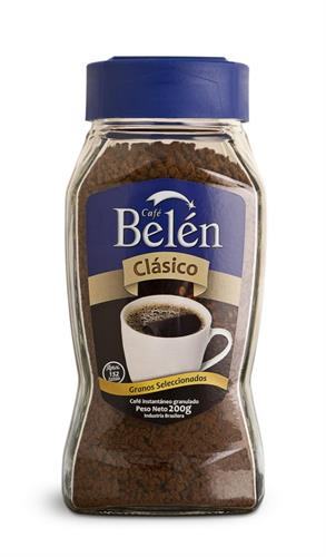 Foto CAFE INSTANTANEO CLASICO BELEN 200gr de
