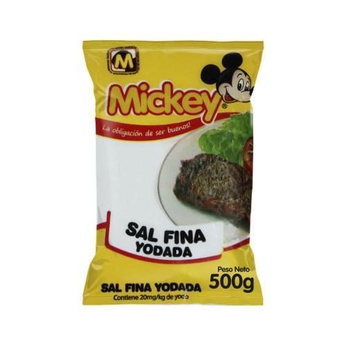 Foto SAL FINA YODADA MICKEY 500GR de