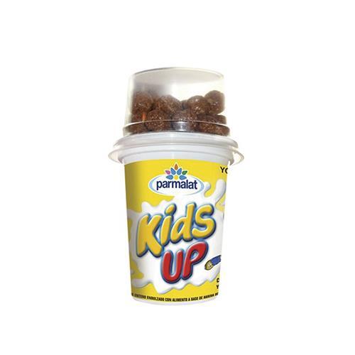 Foto YOGURT CON CEREAL DE CHOCOLATE KIDS UP PARMALAT 148GR de