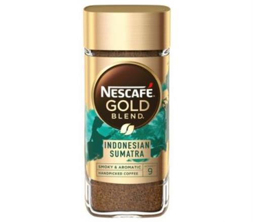 Foto CAFE INDONESIAN SUMATRA NESCAFE GOLD BLEND 100GR de