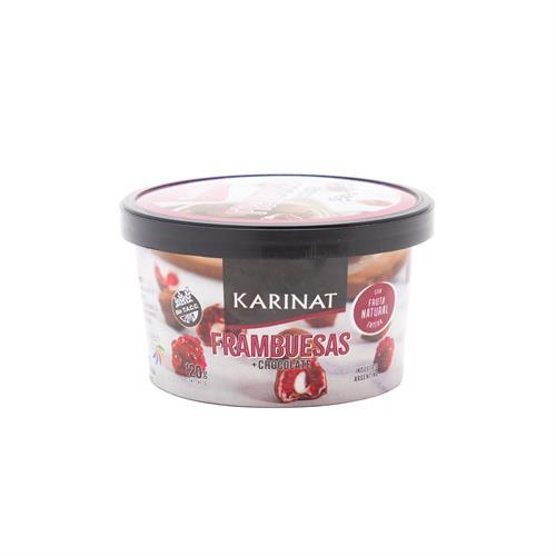 Foto BITES FRAMBUESAS/CHOCOLAT KARINAT 120GR de