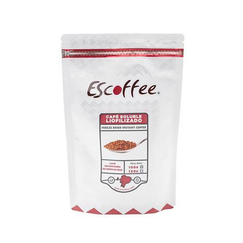 Foto ESCOFFEE CAFE INSTANTANEO DE ESPECIALIDAD 100 GR de