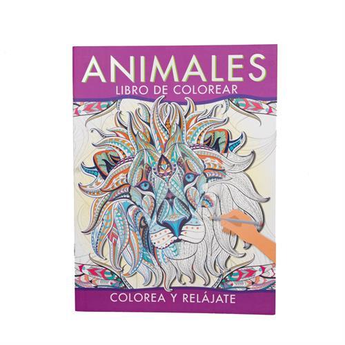 Foto SICOBEN LIBRO DE COLOREAR ANIMALES de