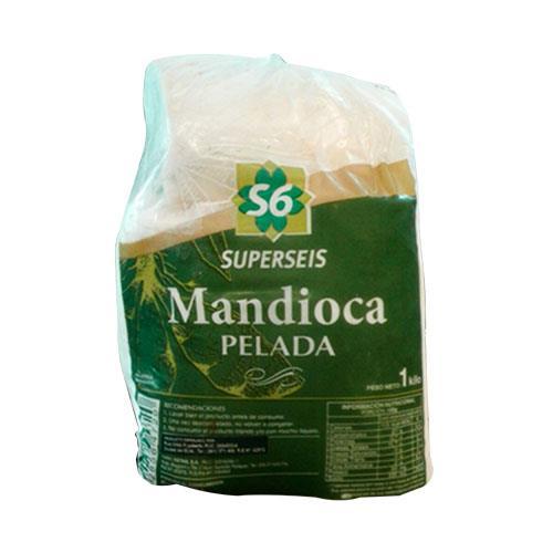 Foto MANDIOCA CONGELADA S6 de