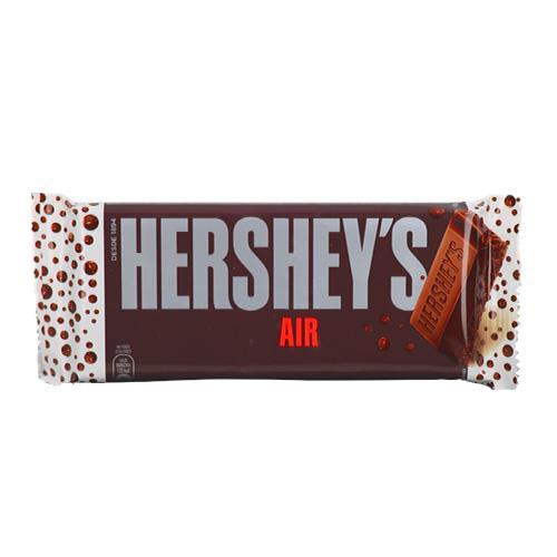 Foto CHOCOLATE CON LECHE AIR HERSHEYS 85GR de